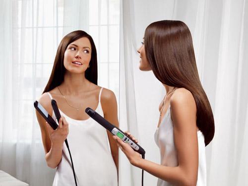 Chăm sóc mái tóc mỏng yếu đúng cách