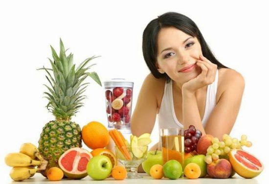 Ăn uống hợp lý và bổ sung các vitamin cần thiết