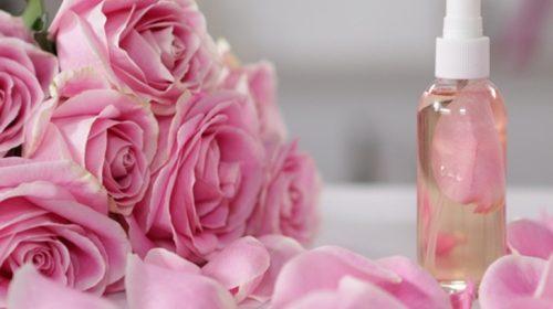 Nước hoa hồng se khít lỗ chân lông, chống viêm, sưng