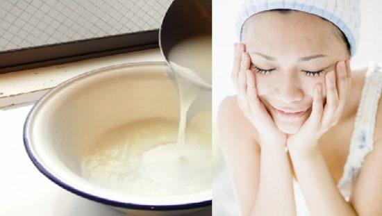 Nước vo gạo giúp trắng răng, thơm miệng