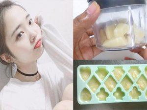 Trị nám dưỡng da sáng mịn nhờ chà đá khoai tây