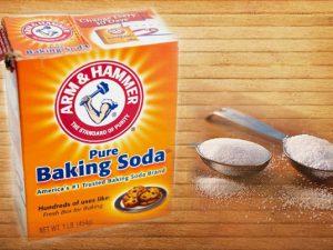 Baking soda làm trắng răng an toàn và hiệu quả