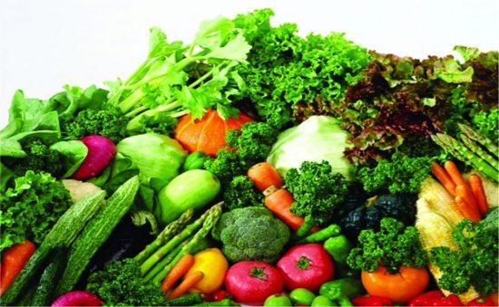 Rau xanh là thực phẩm giảm cân an toàn hiệu quả