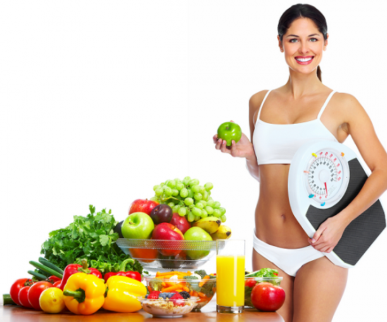 Thực phẩm giảm cân an toàn hiệu quả