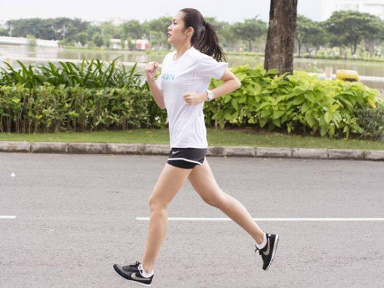Bài tập chạy bộ