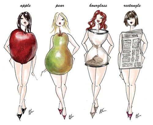 Chế độ ăn giảm cân với từng dáng người