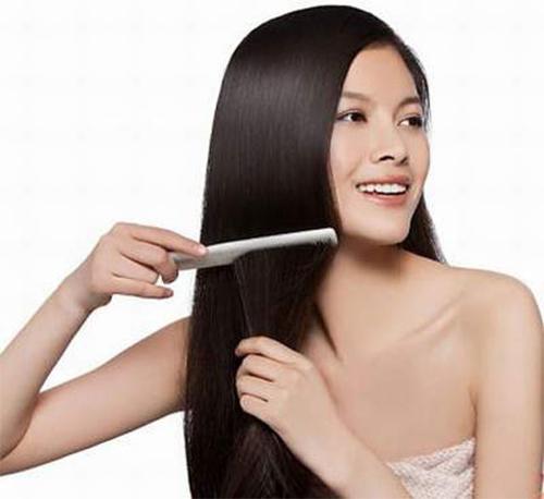 Bí quyết làm mượt tóc tự nhiên hiệu quả