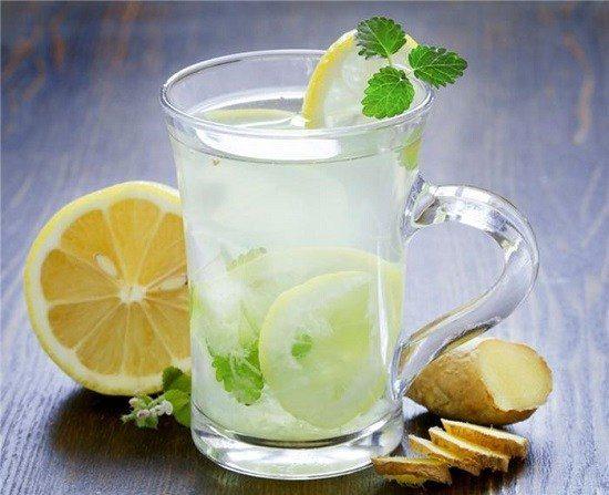 Nước uống giảm mỡ bụng