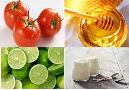Nguyên liệu tắm trắng da từ cà chua