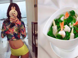 Thực đơn ăn trưa giúp bạn không lo béo phì vòng 2