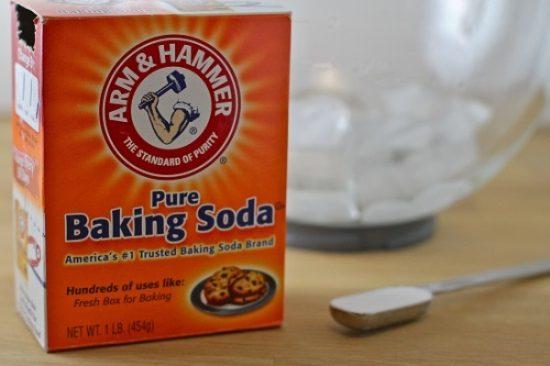 Baking Soda làm trắng răng