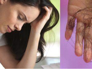 Ngăn rụng tóc hiệu quả từ muối