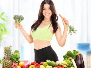 Thực đơn giảm cân đơn giản tại nhà