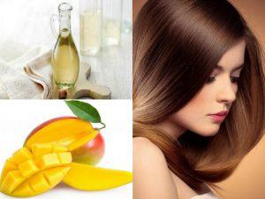 Chăm sóc và phục hồi tócchẻ ngọn từ mặt nạ xoài