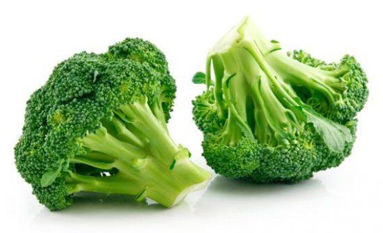 Giảm béo bụng với rau bông cải xanh