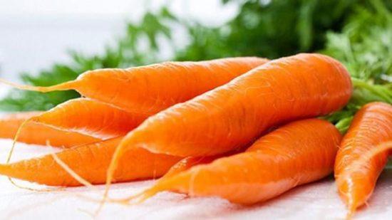 Cà rốt tốt trong việc làm đẹp