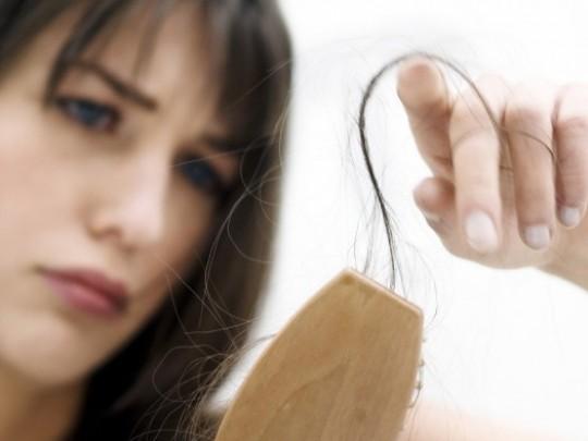 Ngăn rụng tóc từ thảo dược thiên nhiên
